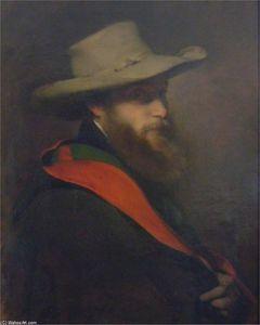 Viennese art dealer Georg Plach