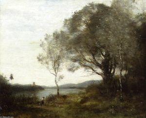 The Walk around the Pond