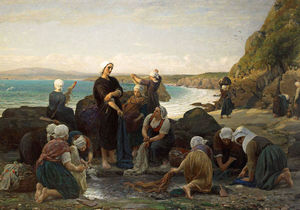 The Washerwomen of the Breton Coast