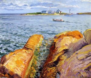 Wonson's Rocks and Ten Pound Island
