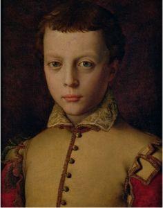 Portrait of Ferdinando de' Medici