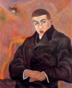 Portrait of Mr. A. M.