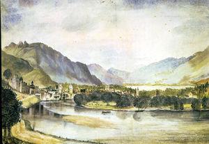 The city of Trento