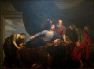 Madeleine Penitente Aux Pieds De Jesus Chez Le Pharisien