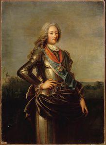 Portrait Of Louis D'orleans, Duke Of Orleans