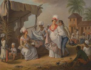 Market Day, Roseau, Dominica