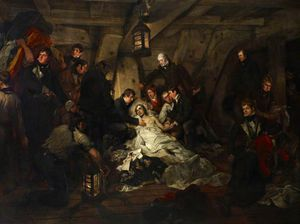 The Death Of Nelson -