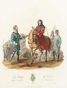 die antiken kostüm von bedeutend großbritannien