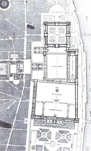 Project Plan Meeting The Louvre And The Tuileries