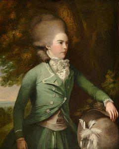 Jane Herzogin von gordon in grün reitkleid