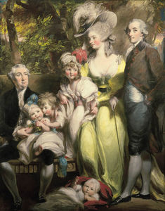 The Family Of Sir John Taylor