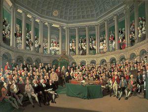 The Irish House Of Commons