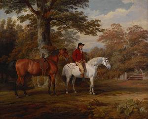 Hunter And Huntsman
