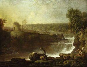 Bonnington Linn On The River Clyde