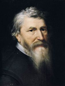 Portrait Of Lubbert Gerritsz.