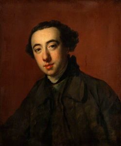 Unknown Man, Formerly Known As Horace Walpole