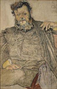 Portrait Of Jan Stanislawski