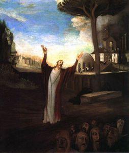 Praying Saviour