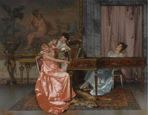 Rococo Scene