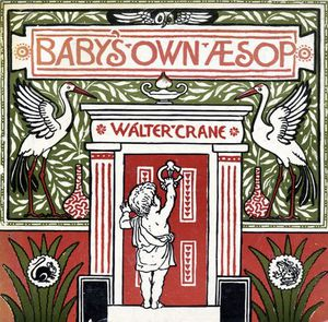 Front Cover Of 'baby's Own Aesop'