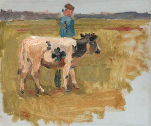 Farmers And Cattle