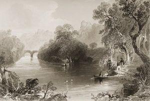 Killarney, Old Weir Bridge
