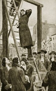 The Execution Of James Guthrie