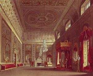 The Saloon, Buckingham Palace