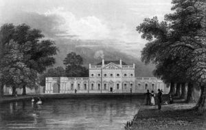 Boreham House, Essex, Engraved By John Rogers,