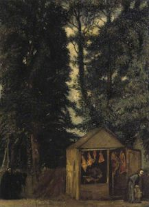 The Butcher's Shop Under The Trees