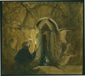 Rock-cut Tunnel, Pools Of Solomon