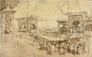 The Blessing Of The Suez Canal