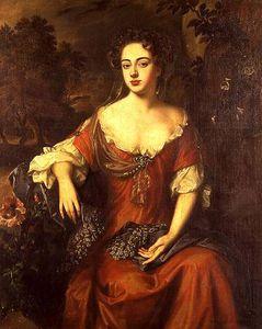 Portrait Of Lady Brownlow