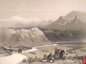 The Palace Of Maharaja Gulab Singh