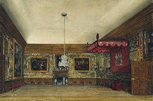Hampton Court Palace, Throne Room