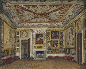 Kensington Palace, Presence Chamber