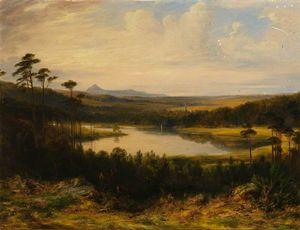 A Lake At Haddo