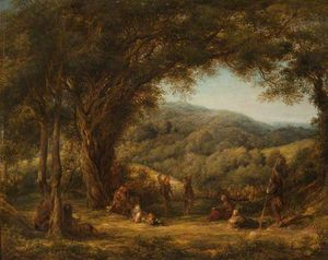 L'allegro, 'many A Youth And Many A Maid, Dancing In The Chequered Shade'