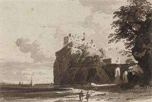 A Castle On A Rocky Promontory
