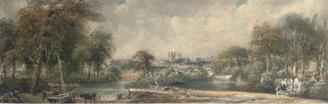 View Of Exeter