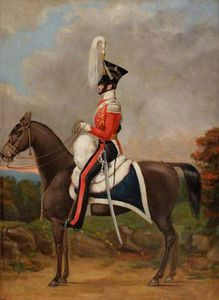 Gentleman Of The Worcestershire Yeomanry