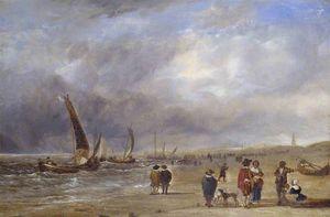The Shore At Scheveningen