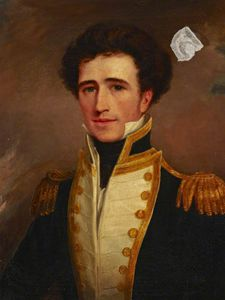 Captain Sir Charles Christopher Parker