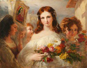 fiore ragazze di napoli