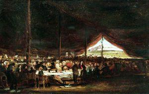 The Reform Club Banquet, Edinburgh
