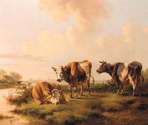 `cattle` で 流れ