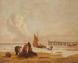 Yarmouth Beach, Norfolk -