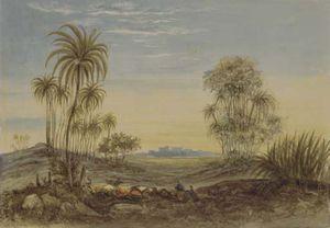 The Ruins Of Balbec