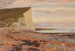 Cuckmere Haven, 'the White Cliffs'