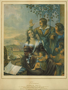 Pomare, Queen Of Tahiti, The Persecuted Christian